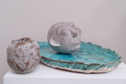 Work from a previous adult pottery class with Kairava Gullatz