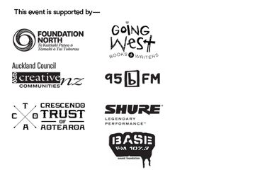 Many thanks to our sponsors for helping make this event possible!