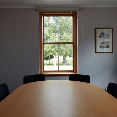 Interior of Meeting Room