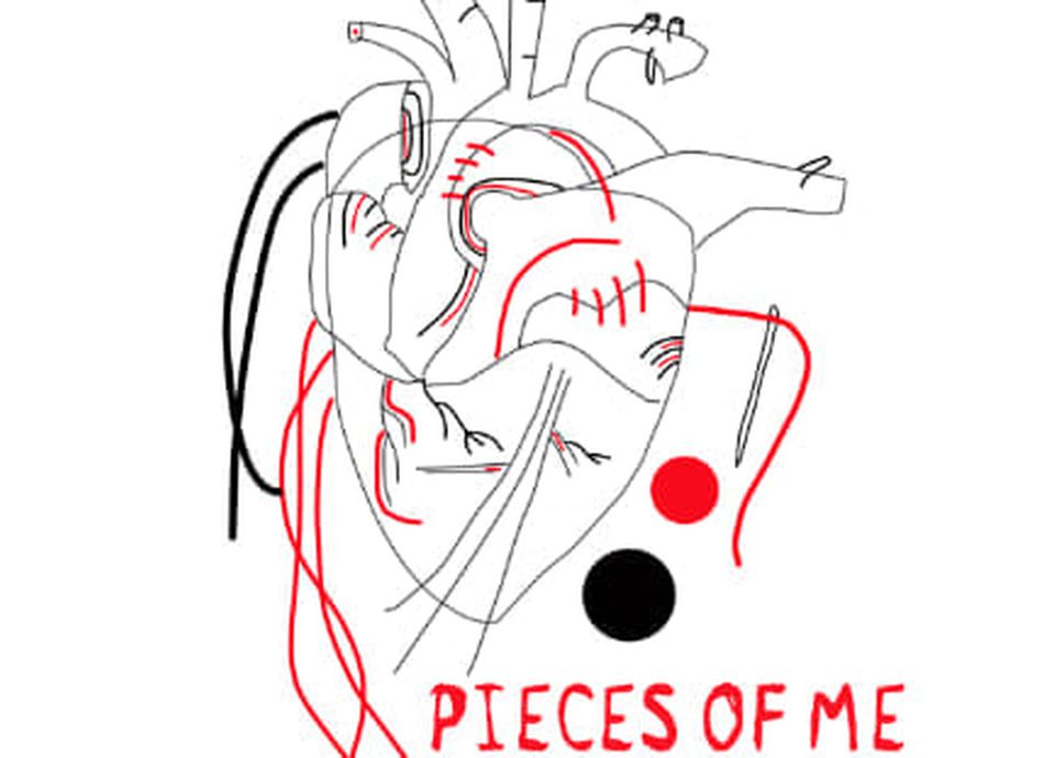 Onsite exhibition: Pieces of Me