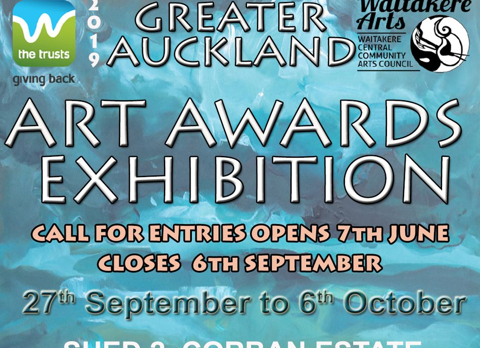 Greater Auckland Art Awards Exhibition 2019