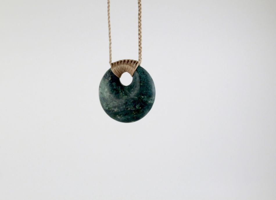 Pounamu Marama Pendant Workshop