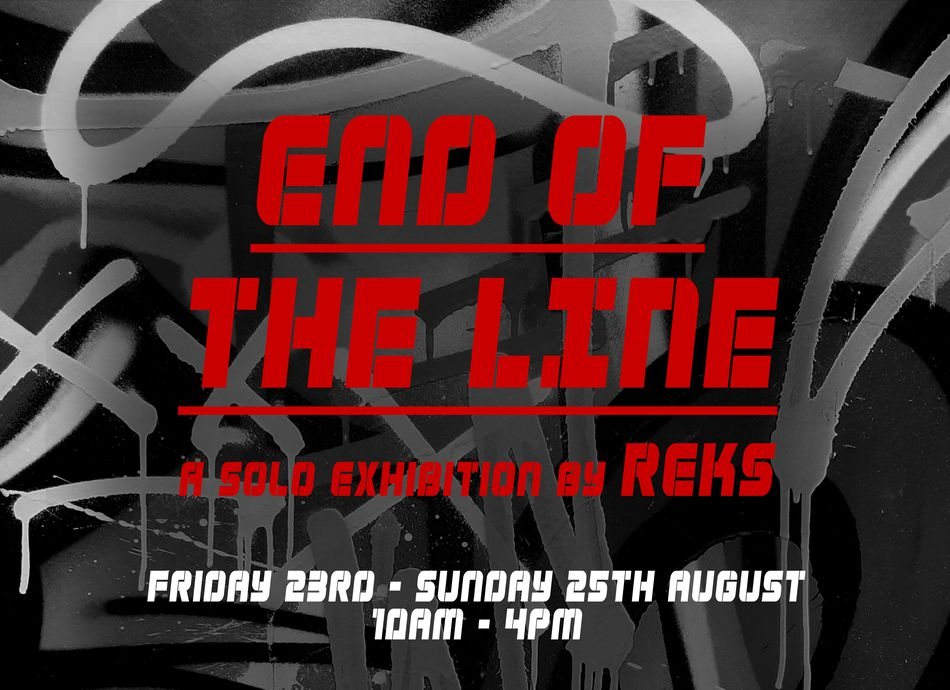 Onsite Exhibition: END OF THE LINE
