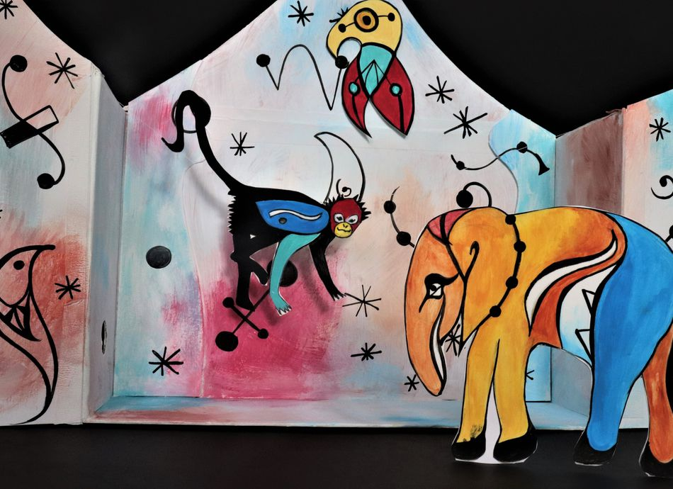 Miro's Marvellous Circus Carnival