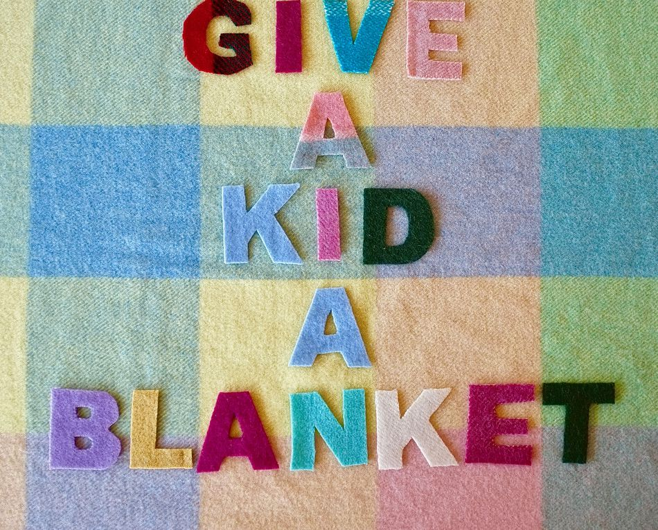 Give a Kid a Blanket - Documented