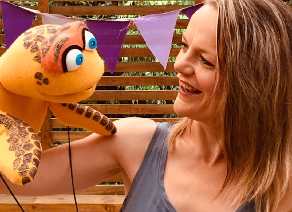 Puppeteering for Kids